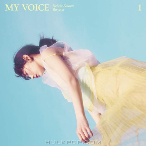 TAEYEON – My Voice – The 1st Album (Deluxe Edition) (FLAC + ITUNES PLUS AAC M4A)