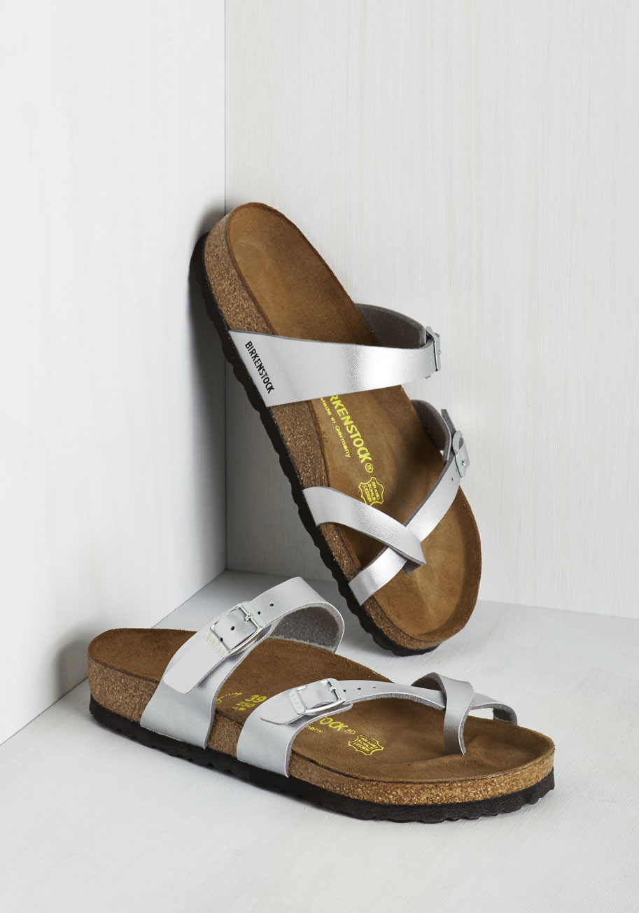 48812c35766 New Birkenstock styles at Modcloth - NYC Recessionista