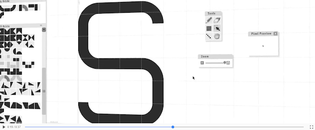 موقع  رائع جدا لتصميم  الخطوط الخاصه  بك بسهوله جدا