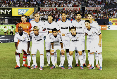 Real Madrid CF 2012