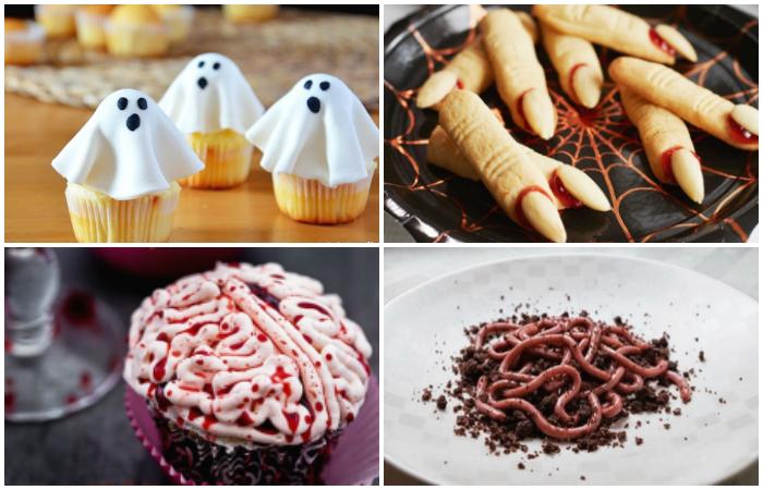 5 upiornych przepisów na Halloween