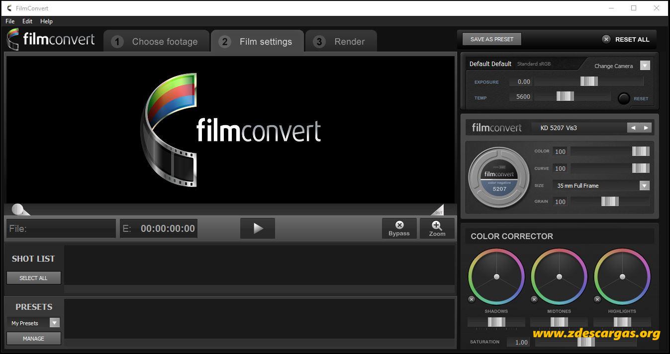 FilmConvert Pro Full