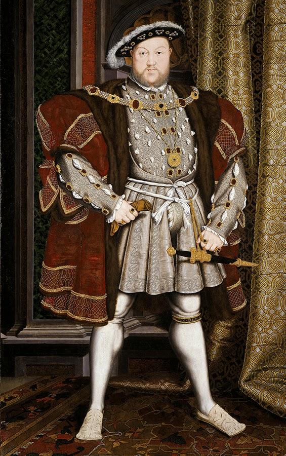 La armada invencible 3. La perturbada mente de Enrique VIII