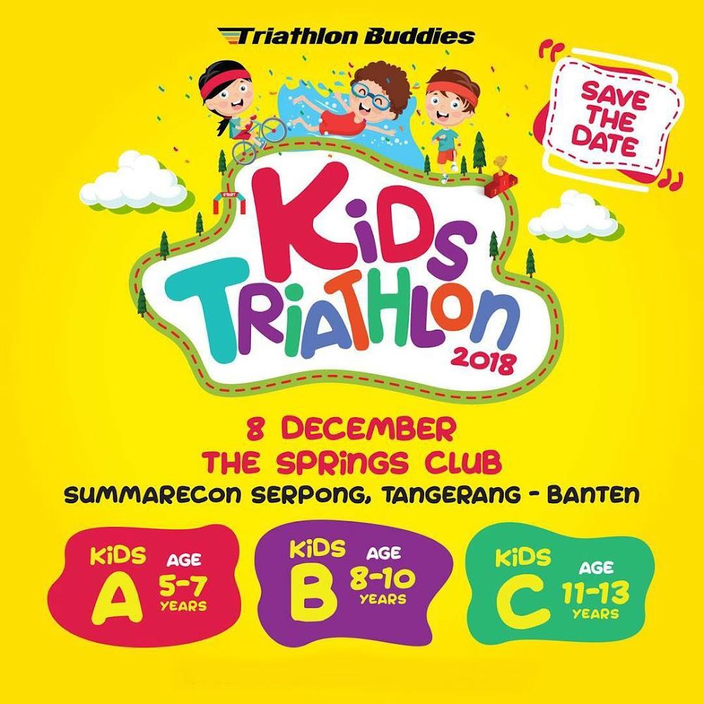 Kids Triathlon • 2018