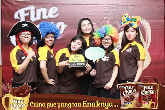 Photo booth Launching Product & Promotion