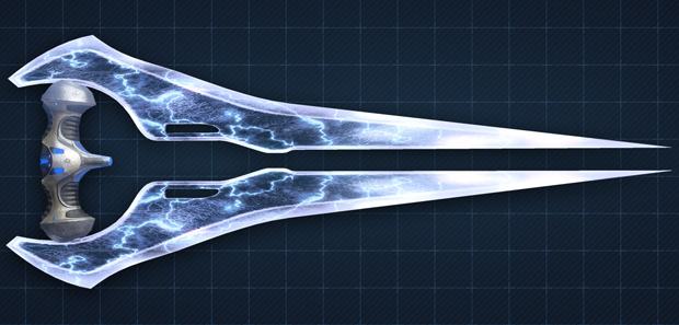 Halo Energy Sword in Real Life