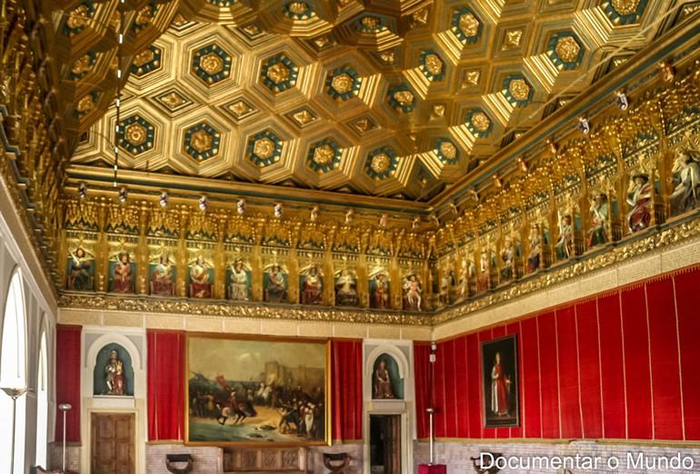 Sala dos Reis; Alcázar de Segóvia