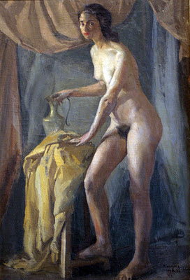 Manuel Mingorance Acién, Il nude in arte, Artistic nude, Fine art
