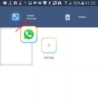 cara install 2 Whatsapp dalam 1 hape tanpa root stepp 3