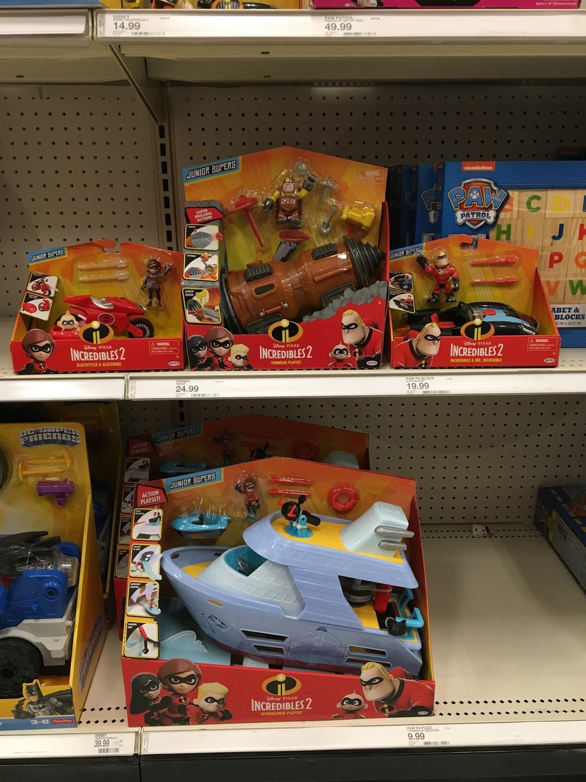 The Incredibles Toys R Us : Dan the pixar fan jakks pacific incredibles toys