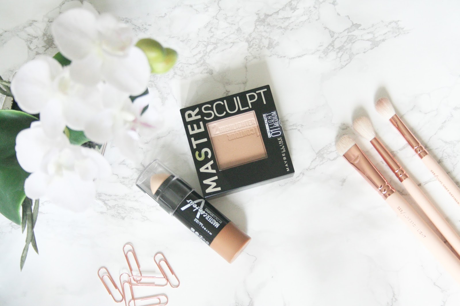 Review || Maybelline Contour Products