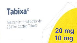 تابيكسا اقراص لمرضى الزهايمر Tabixa