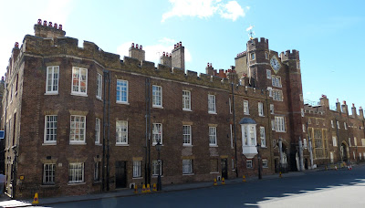 St James's Palace today (2012)