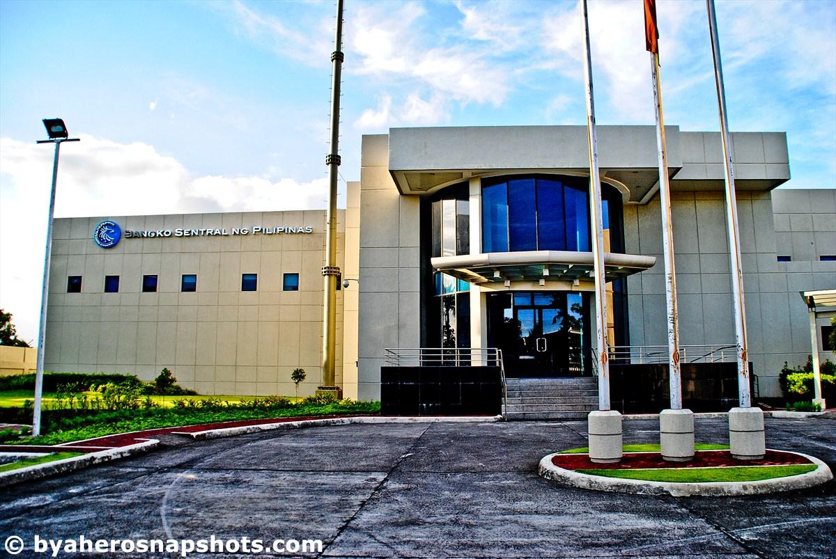 Byahero: Bangko Sentral Ng Pilipinas (BSP)