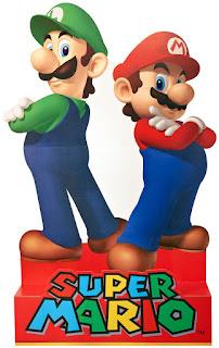 Super Mario Stand Up