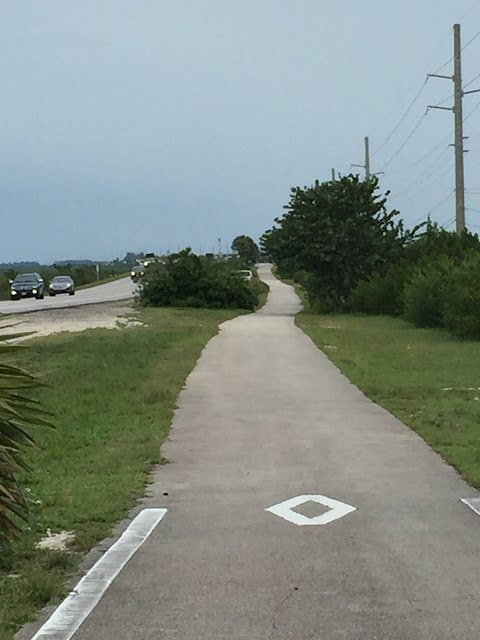 Overseas Highway Bike Path