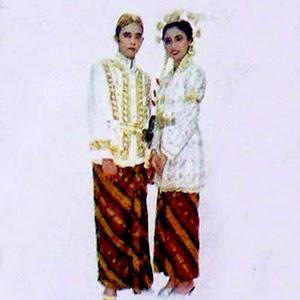 Pakaian Pengantin Pria Banten