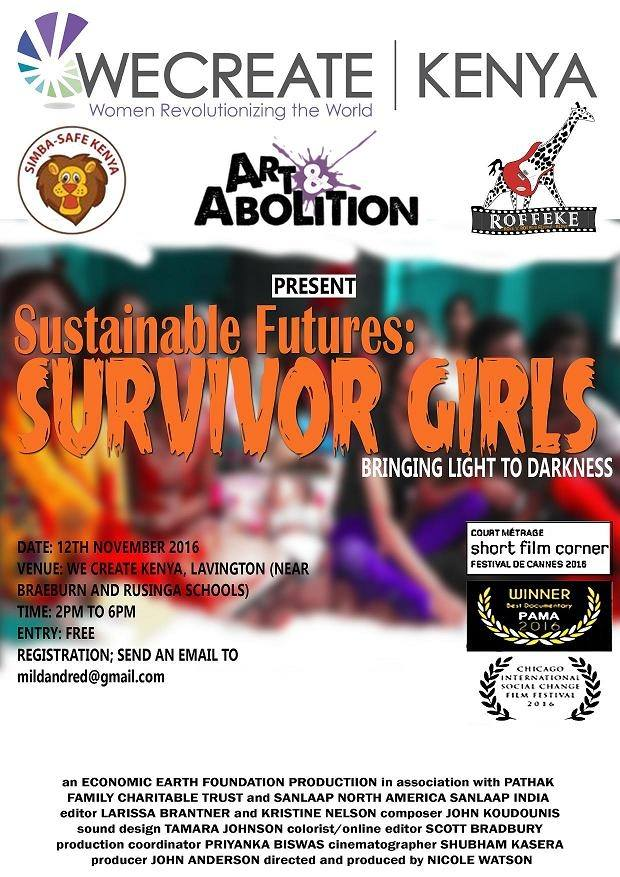 Sustainable Futures: Survivor Girls