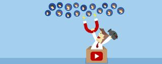التسويق من نشر الفيدوهات على يوتيوب