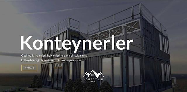 İzmir'de Prefabrik Ev, Konteyner Ev