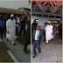 BREAKING: Bukola Saraki Welcomed Warmly As He Lands In Kwara In A Private Jet. (Photos)