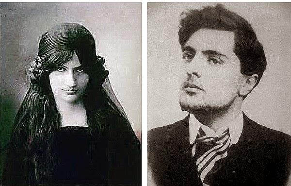 Jeanne Modigliani: Art Now And Then: Jeanne Hébuterne