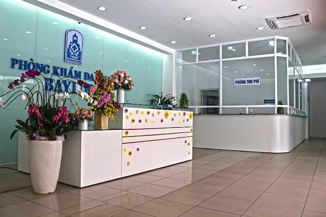 Phòng khám đa khoa Baylor-địa chỉ chữa bệnh tốt nhất tại HCM