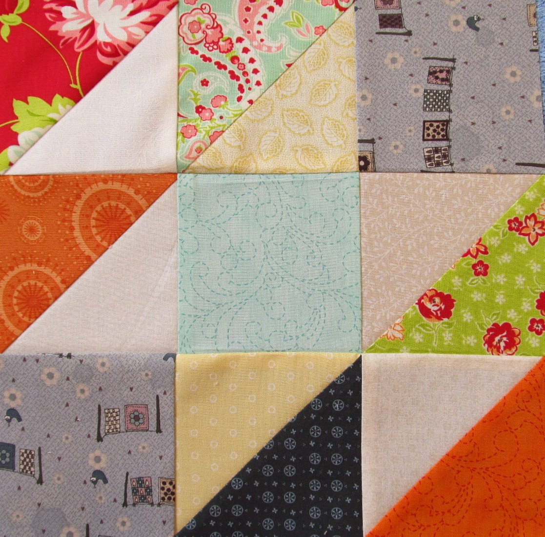 Free monthly quilt pattern for you to make or share
