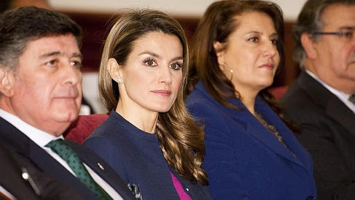 Princess Letizia attends the VI International Congress on Orphan Medicines and Rare Diseases