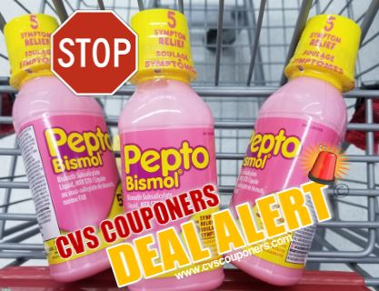 Pepto Bismol CVS deal this week