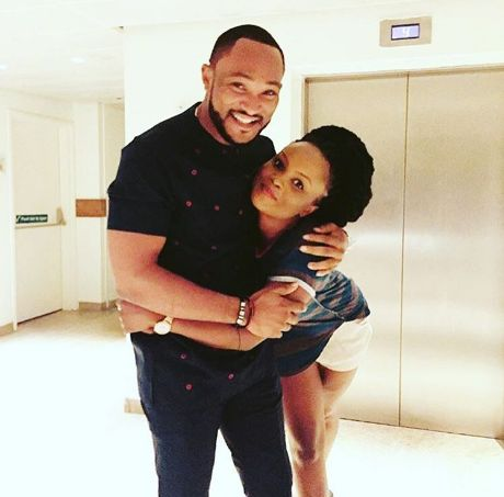 "Actor Blossom Chukwujekwu's wife celebrates him... ""You Make Marriage Too Easy"""