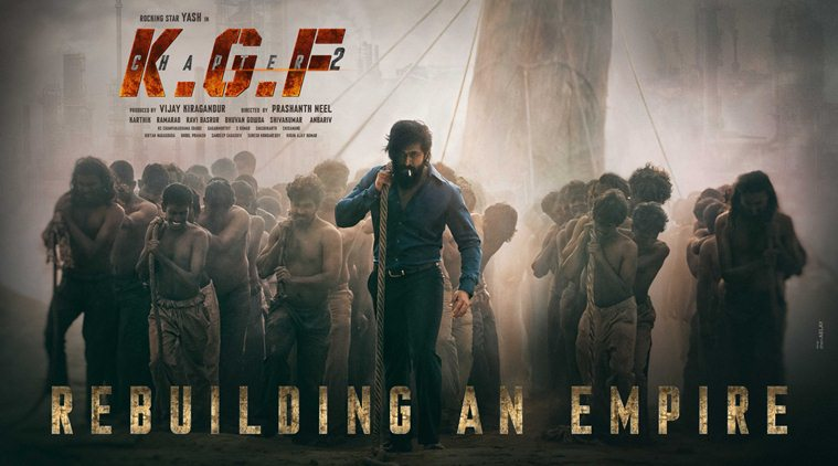 KGF Chapter 2 Movie: Adhira Without Mask Look Release Date Announcement
