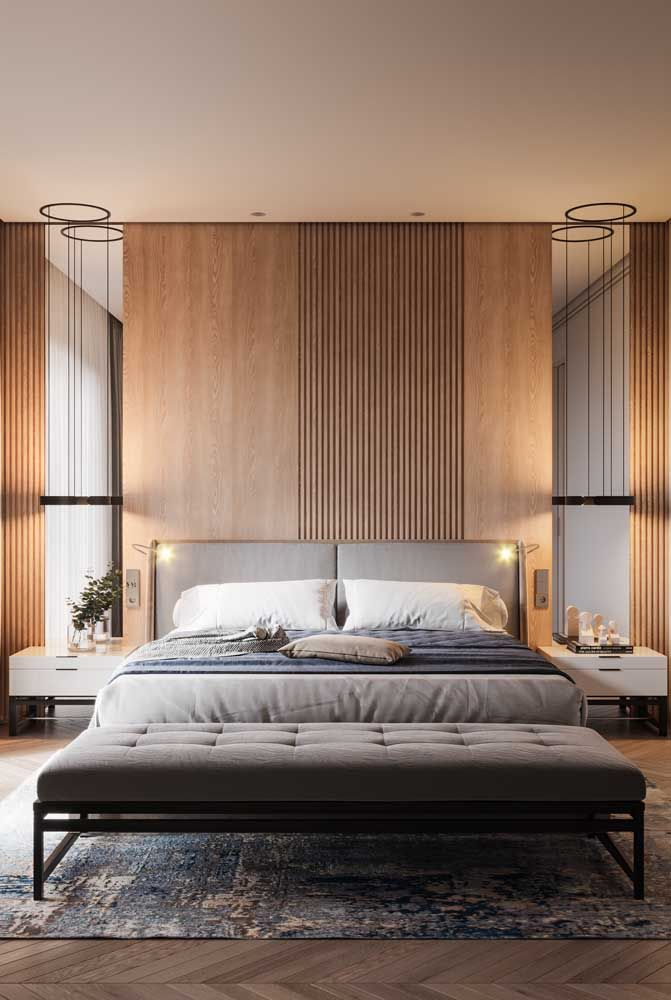 cool modern interior design idea to copy for your bedroom