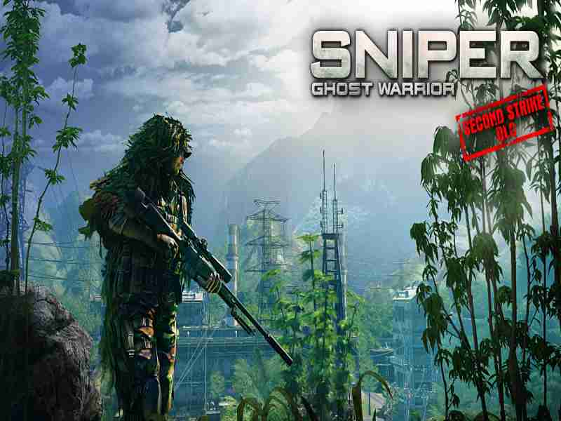Free Download PC Games : Sniper Ghost Warrior 1 | Game PC ...