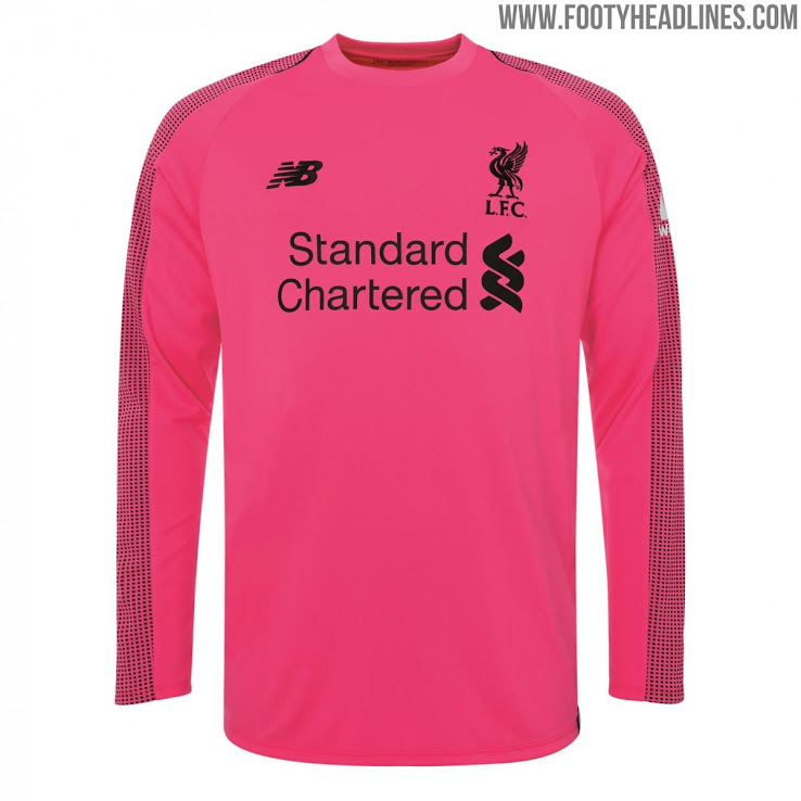 reputable site ffe59 08a6b Liverpool 18-19 Third Kit Released - Leaked Soccer Cleats