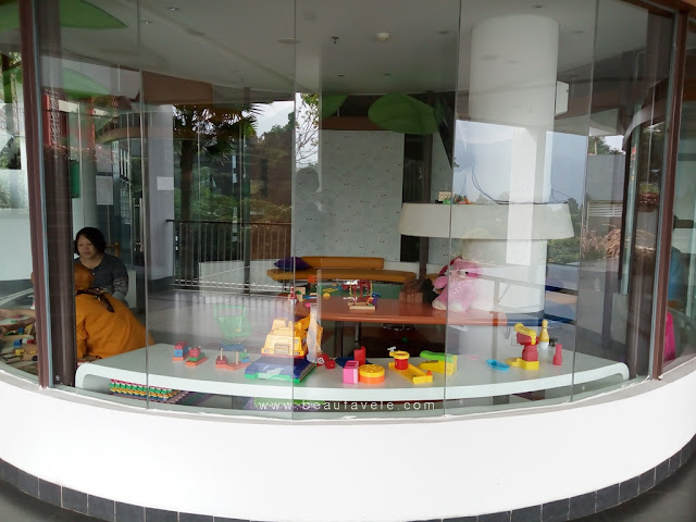 Kids area di Pesona Alam Resort & Spa