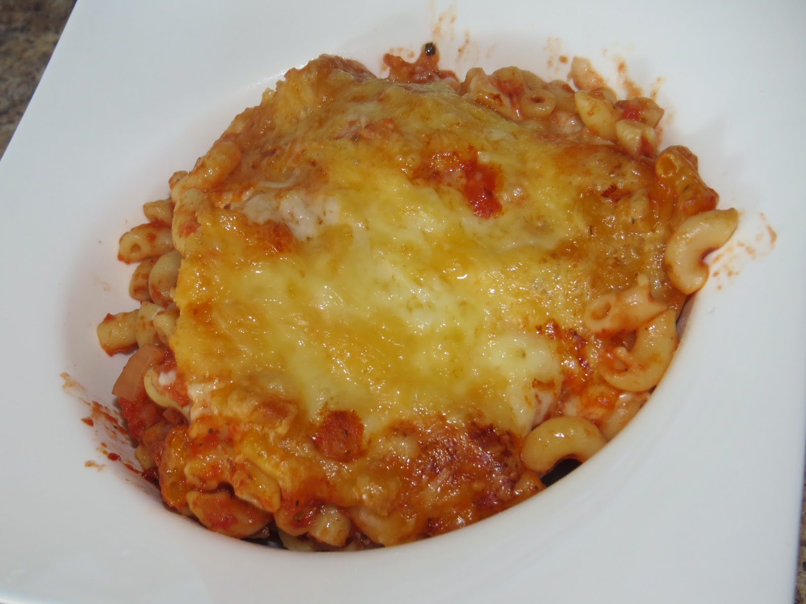 Cuisine chic et simple macaroni l 39 italienne for Cuisine a l italienne