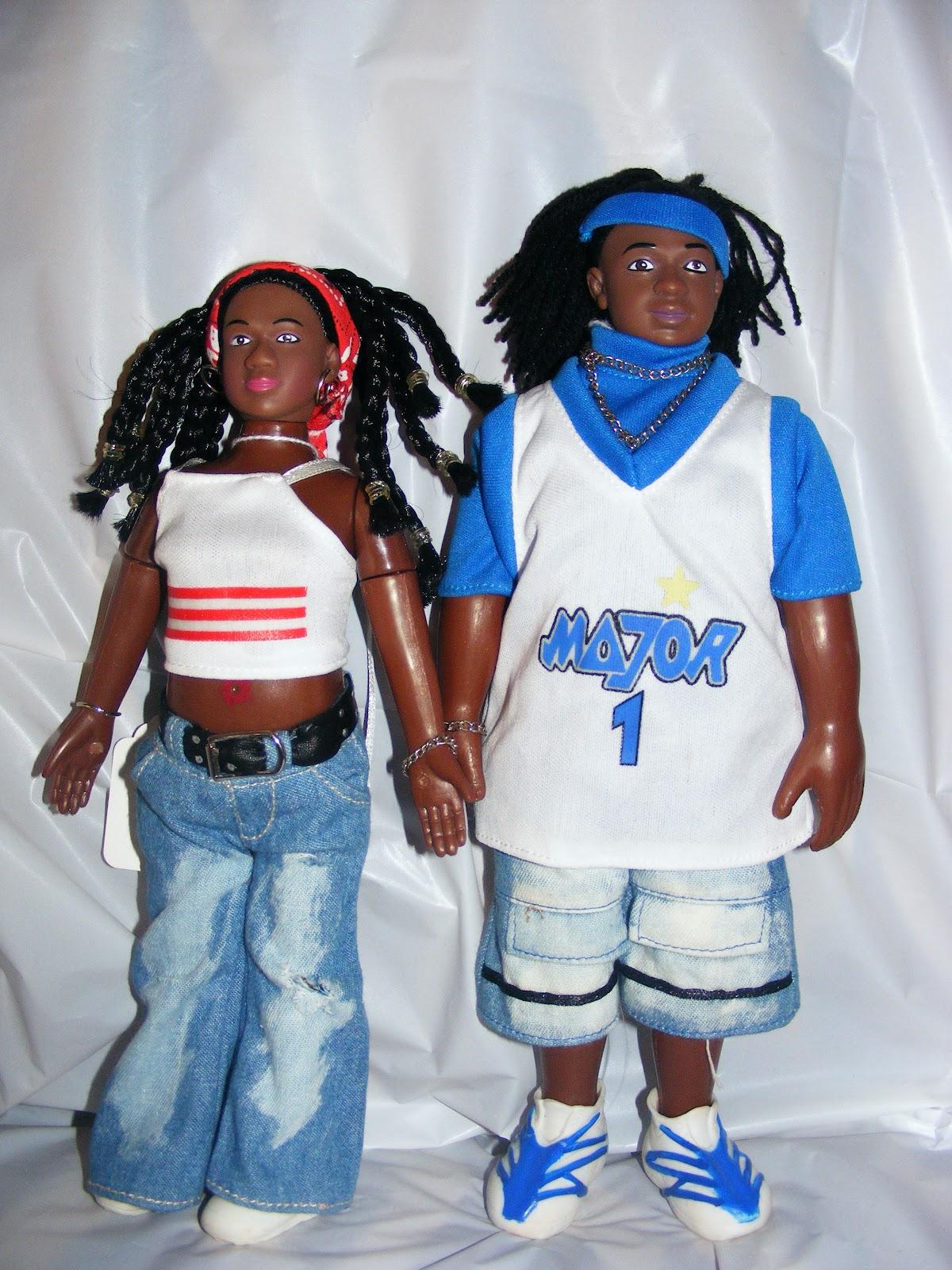 American Teen: Male Doll World: American Teen- Anthoney And Tara