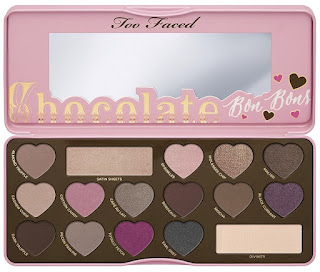 Paleta de sombras Chocolate Bon Bons de Too Faced