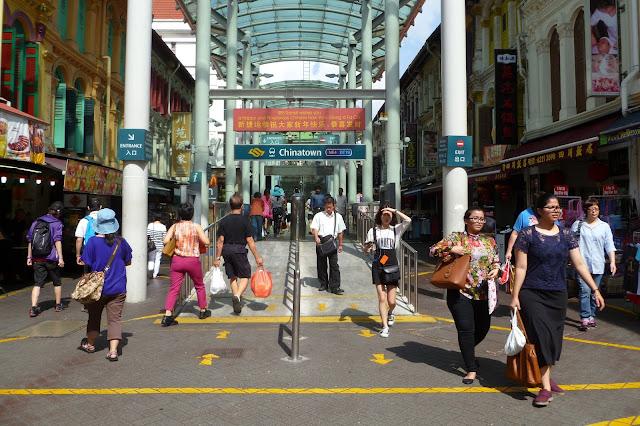 Dzielnica Chińska w Singapurze