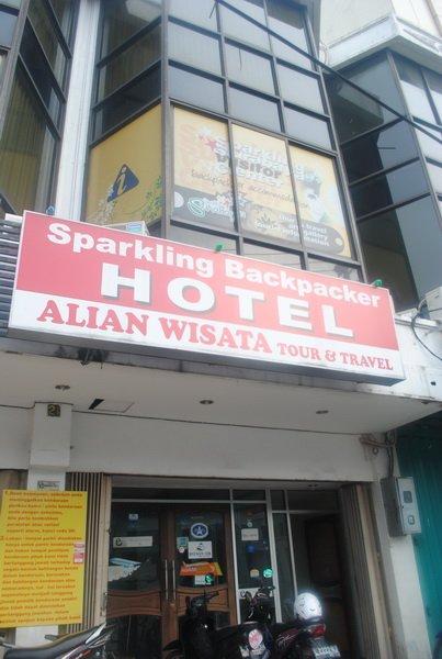 【优游泗水】Surabaya 住宿 Sparkling Backpacker