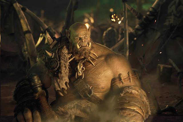 Orgrim, conducătorul hoardei, mâna dreaptă a lui Durotan