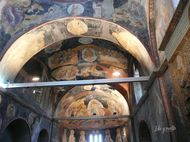 San Salvador de Cora pinturas