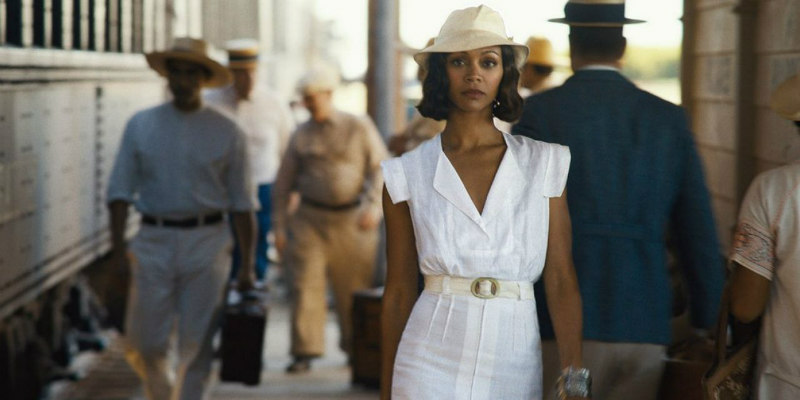 zoe saldana live by night