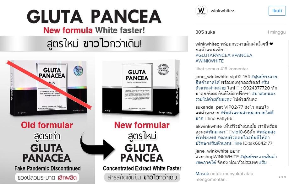 INDONESIA Review GLUTA PANACEA