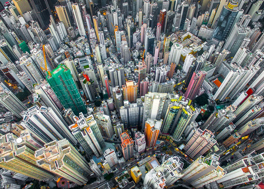 These Are The 35 Best Pictures Of 2016 National Geographic Traveler Photo Contest - Urban Jungle, Hong Kong, China