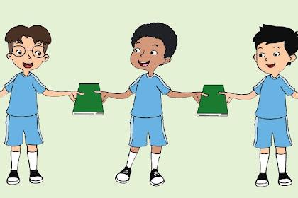 Pemetaan KD, Kisi-kisi, Soal, dan Kunci Jawaban Persiapan  Penilaian Akhir Tahun (UKK) Tema 6 Kelas 5