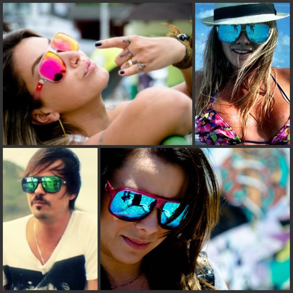 Como Usar  Tendência Óculos Espelhados   Deborah Zandonna 7e1728449c