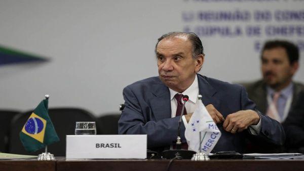 Brasil critica declaraciones de Tillerson sobre Venezuela