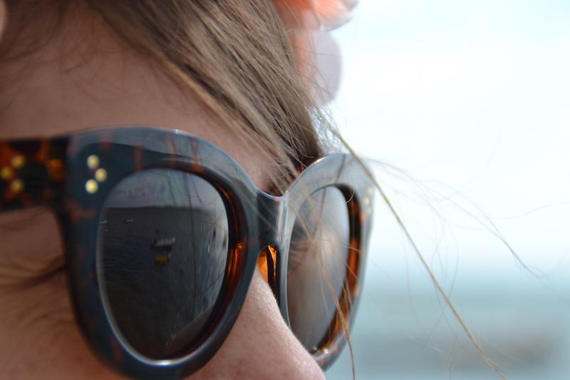 lunette de soleil écaille Aliexpress